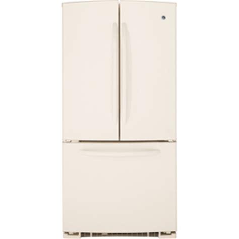 bisque colored refrigerators 28 images shop ge profile shop ge 22 cu ft french door refrigerator color bisque