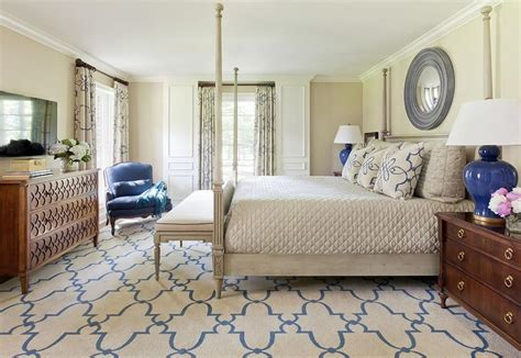 grey and ivory bedroom interior design inspiration photos by tobi fairley