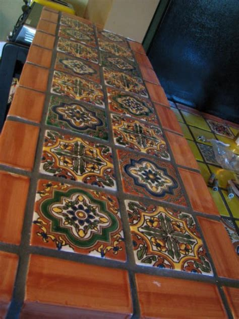 Mexican Tile Countertops by How To Design Kitchens And Bathrooms Using Mexican