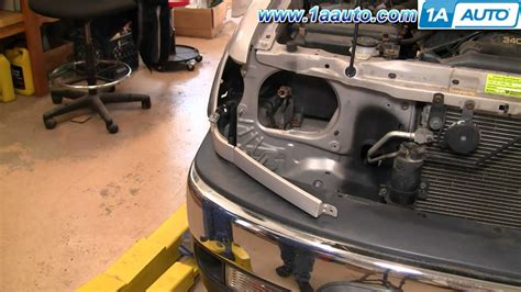 Toyota Camry 2005 Headlight Bulb How To Install Replace Headlight And Bulb Toyota 4runner