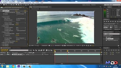 tutorial after effect slow motion tutorial effetto slow motion after effects cs6 youtube