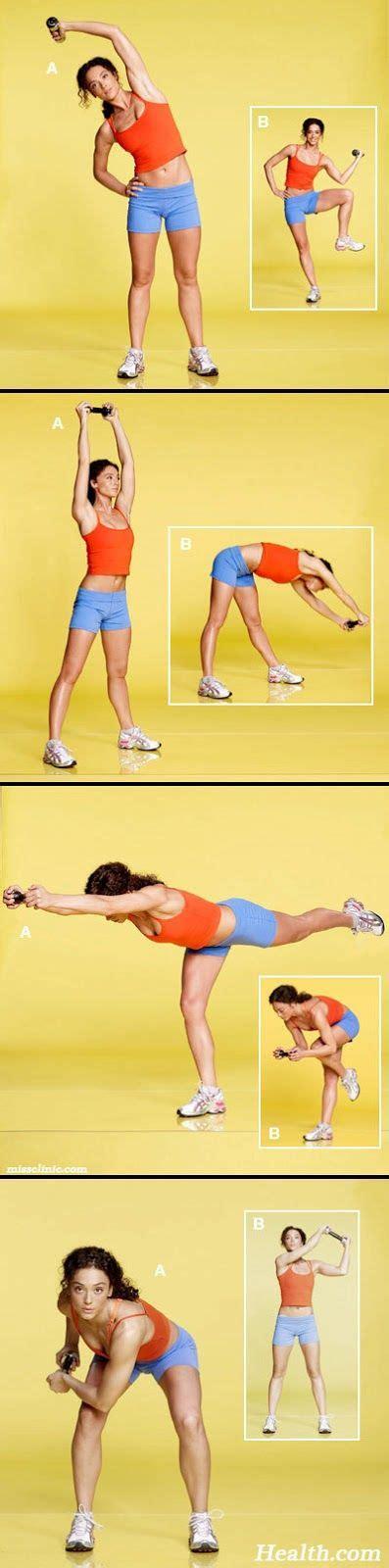 flat tummy exercise  flats  pinterest