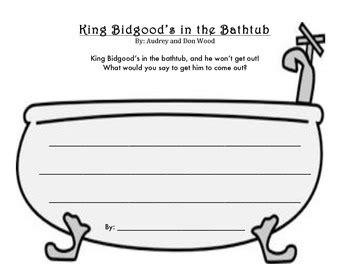 king bidgood s in the bathtub writing activity go to