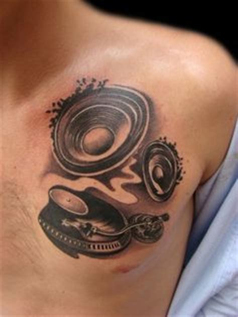 house music tattoo tattoo ideas for ty on pinterest
