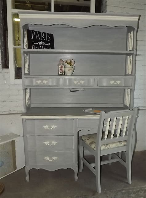 Antique White Desk With Hutch Ascp Grey White Vintage Desk Hutch Hutch Modern Vintage Vintage