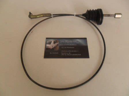 volvo  handrem kabel voorste deel volvo  volvoonderdelennl