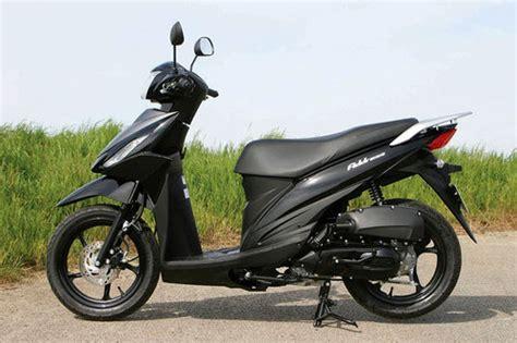 Motorrad Verbrauch by Suzuki Address 110 Im Test Motorrad Tests Motorrad