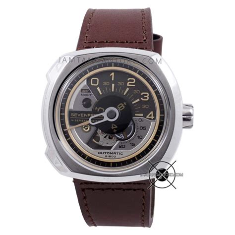 Seven Friday V Series Coklat harga sarap jam tangan sevenfriday sf v2 01 clone original