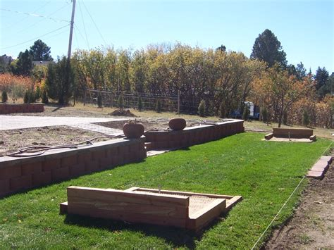 backyard horseshoe pit horseshoe pits gardening outdoor pinterest
