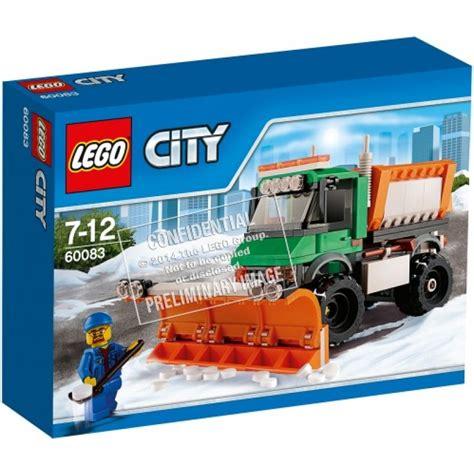 new lego city sets 2015 lego city 2015 60083 kollectobil