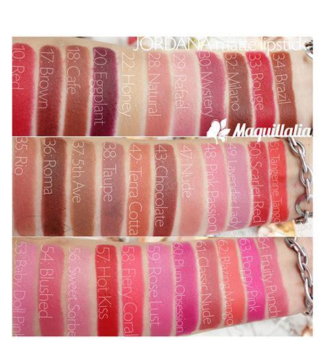 Nyx Magic Lipgloss 24h comprar jordana barra de labios mate 38 taupe