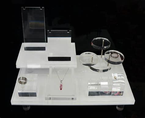 Display Acrylik Kosmetik acrylic display stand jewelry display cosmetic display