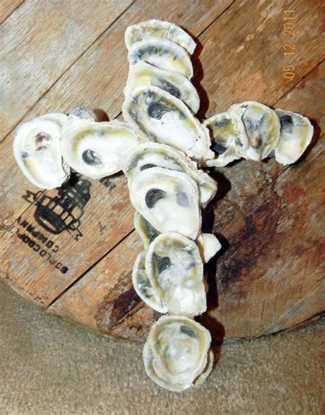 oyster shell craft projects 23 best images about oyster shell crafts on