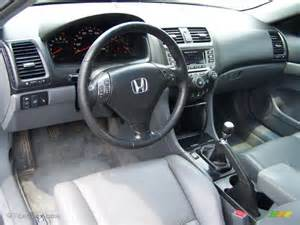 2006 honda accord ex l v6 coupe interior photo 51433506