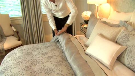 how to style a bed how to make and style your bed youtube