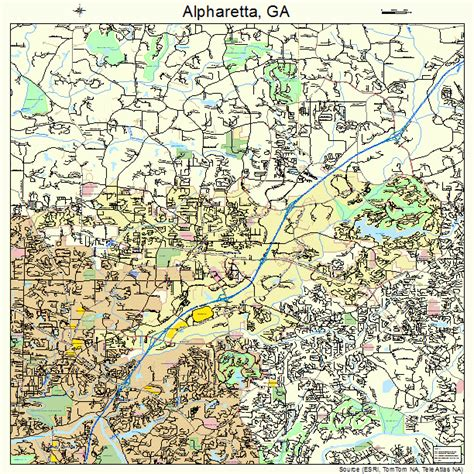 map of alpharetta alpharetta ga pictures posters news and on your