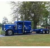 379exhd Flat Top Peterbilt Trucks  Autos Post