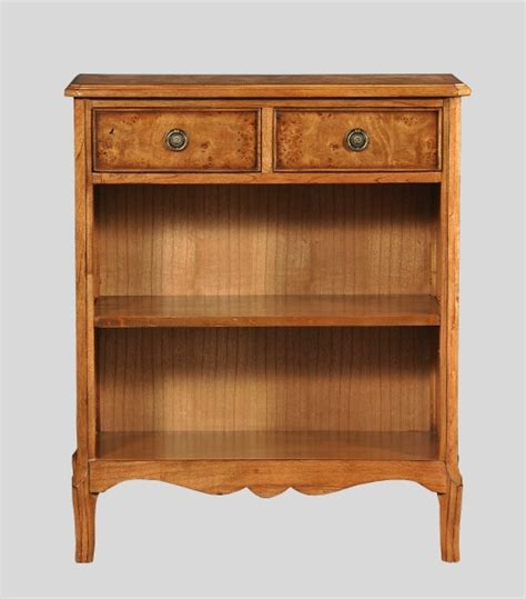hton console walnut bookcase lock stock barrel