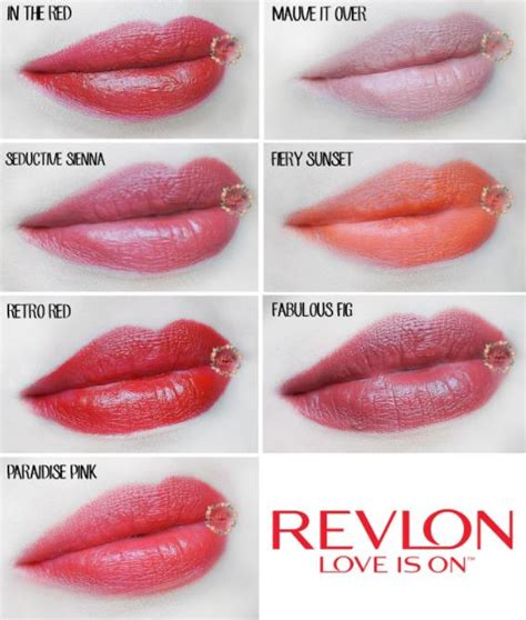 Lipstick Revlon Di Indonesia 16 warna lipstik revlon terbaik