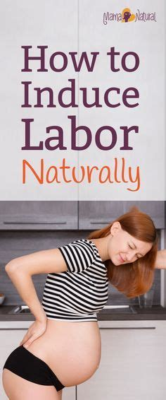 50 ways to induce labor naturally at home when postdate