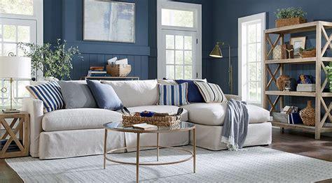 Coastal Style Living Room Furniture [peenmedia.com]