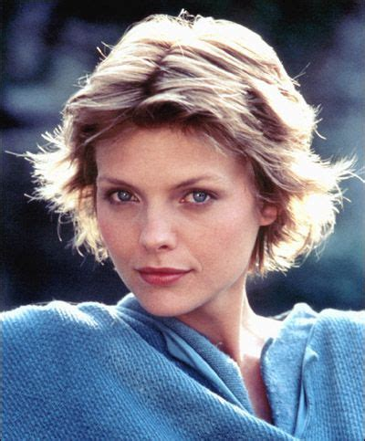 michelle pfeiffer hairstyles short short hairstyles for heart shape faces
