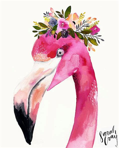 crown wallpaper flamingo the 25 best ideas about flamingo painting on pinterest