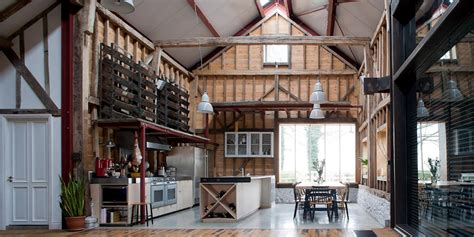 acheter une grange loft dans une grange par liddicoat goldhill