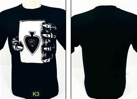 Kaos Anonymous Anonymous 01 kaos distro keren trendy kaos distro natgeo