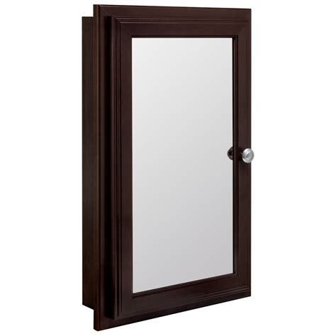 wood recessed medicine cabinet with mirror wood medicine cabinet without mirror kashiori medicine