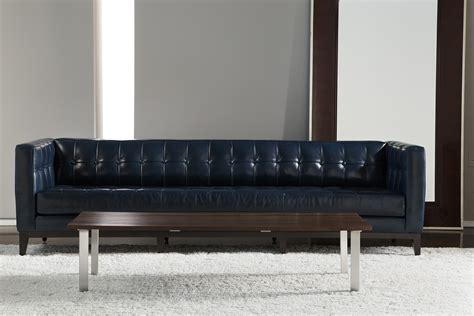 american leather luxe sofa luxe sofa the century house madison wi