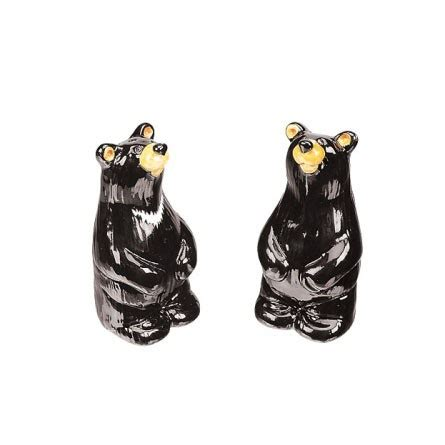 ceramic bearfoots salt and pepper shakers stacking 220 best salt peper shakers images on salt