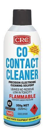 Crc Co Contact Cleaner Flammablecrc 2016m crc malaysia product detail