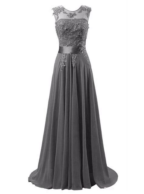 25 best ideas about grey dresses on grey maxi