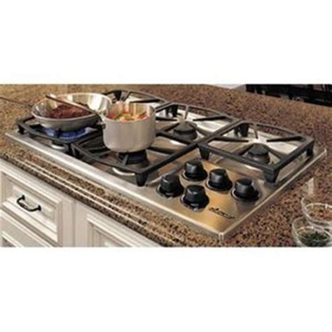 Cooktop Gas Reviews dacor gas cooktop pgm365 reviews viewpoints
