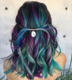 mermaid hair color 25 best ideas about mermaid hair on mermaid