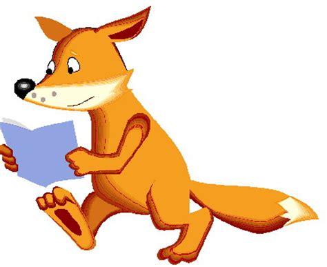 imagenes animadas zorro un zorro animado imagui