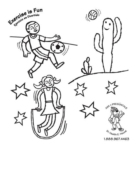 preschool exercise coloring pages 89 exercise coloring pages for preschoolers great