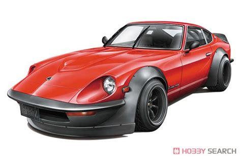 fairlady z custom nissan s30 fairlady z aero custom 75 model car images list