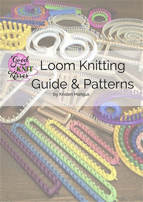 guide to knitting stitches ravelry loom knitting guide patterns 2nd edition patterns
