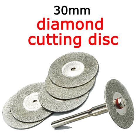 Cutting Disc 30mm 1 10pcs 30mm mini cutting disc for dremel accessories wheel rotary tool circular