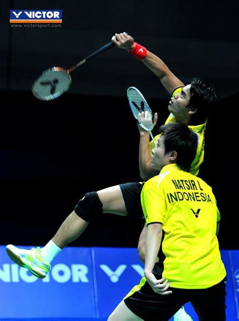 Raket Victor Liliyana Natsir 2013 victor china open semi victor badminton