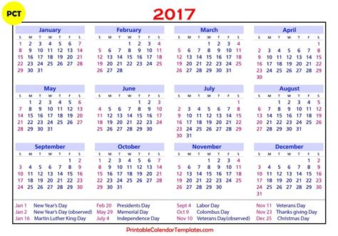 printable yearly calendar 2017 free printable calendar 2017 printable calendar templates