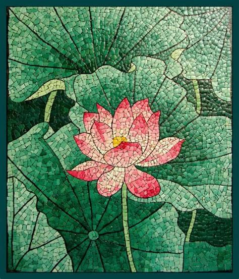 mosaic lotus pattern 69 best images about stained glass lotus patterns on