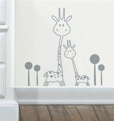 removable nursery wall stickers aliexpress buy vinyl wall decal removable giraffe