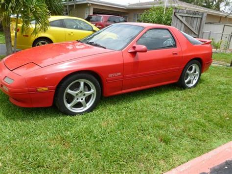 how can i learn about cars 1990 mazda mx 6 electronic toll collection buy used 1990 mazda rx7 gtus in fort lauderdale florida united states for us 10 000 00
