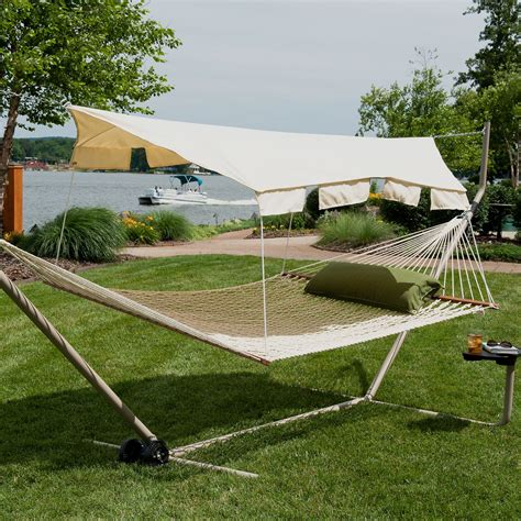 Hammock With Canopy Taupe Hammock Canopy On Sale Cpy Ttx
