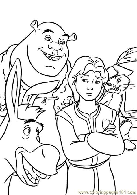 shrek coloring pages online shrek3 11 coloring page free shrek coloring pages