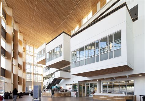 cardiff  vale college city centre campus  architect