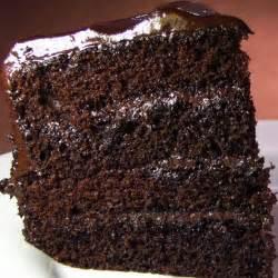 moist chocolate layer cake recipe